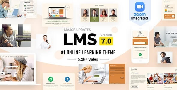 LMS Best Education Theme