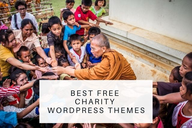 Best Free Charity WordPress Themes