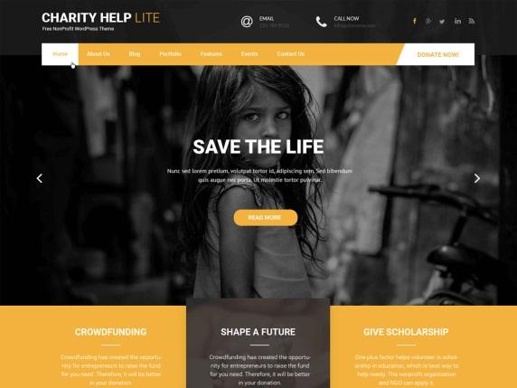 Charity Help Lite
