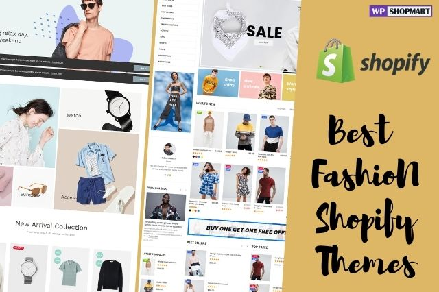 Best Fashion Shopify Themes