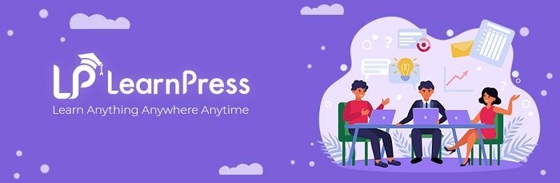 LearnPress Best WordPress LMS Plugin