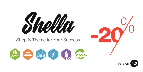 Shella Shopify Fashion Theme