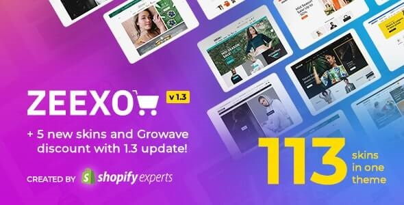 Zeexo Fashion Shopify Theme