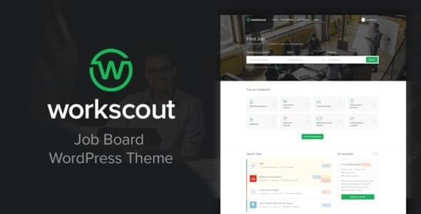 WorkScout Job Board Theme For WordPress