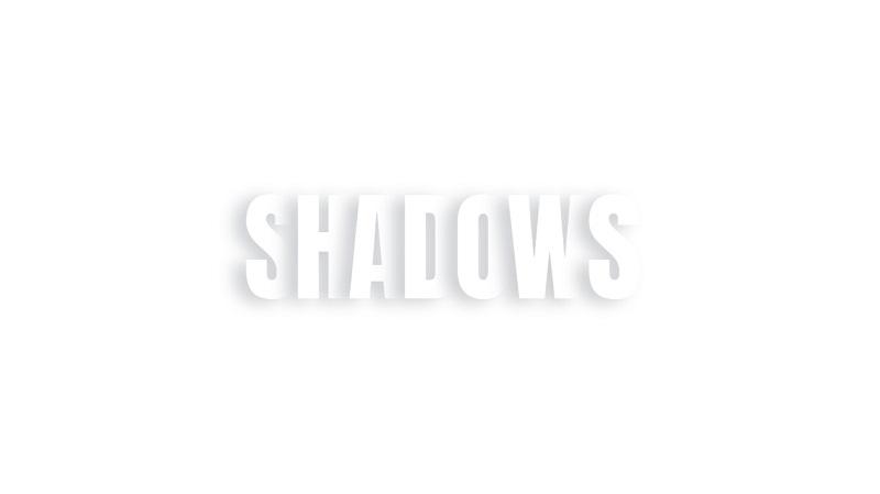 Fancy Text Shadow