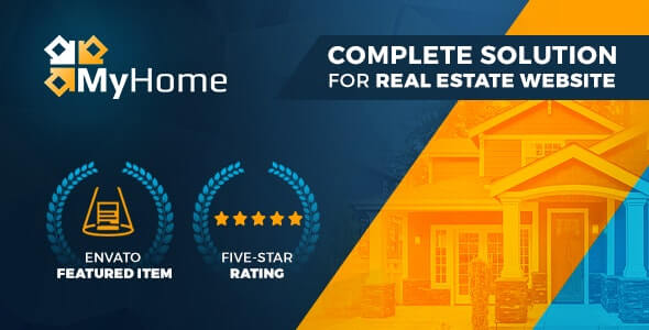 MyHome Real Estate Theme For WordPress