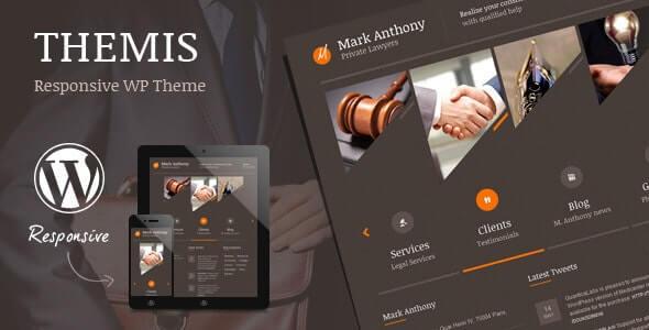 Themis Best Lawyer Theme For WordPress
