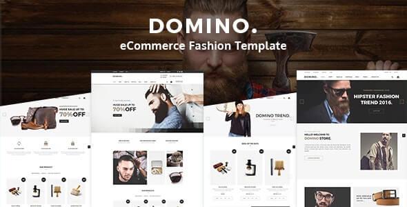 Domino Fashion HTML Template