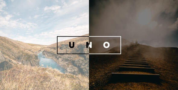 Uno Photography HTML Template