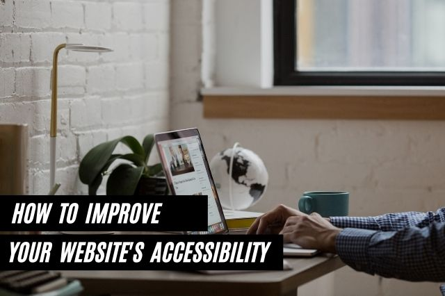 How to improve your website's accessibility