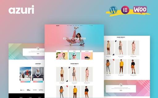 Azuri WooCommerce WordPress Theme