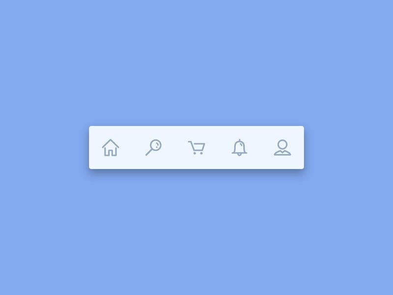 Icon Navigation