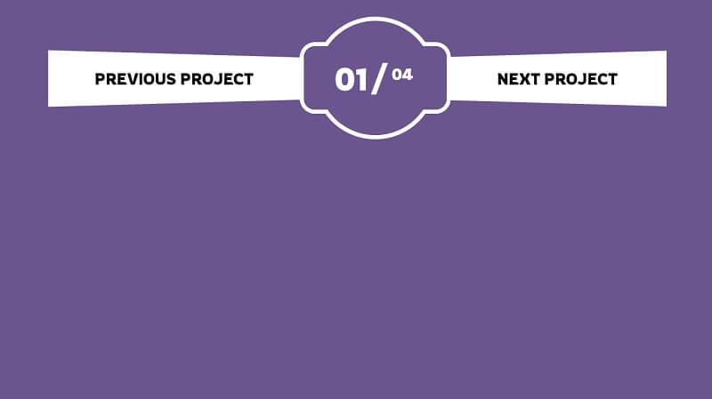 Pagination designs Concept