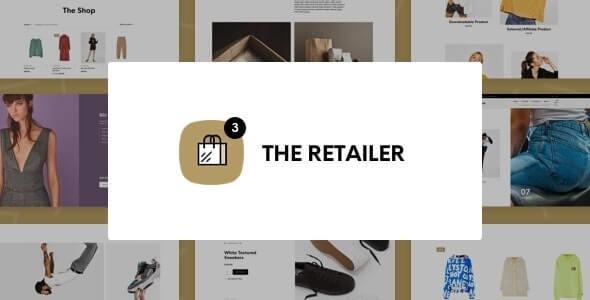 The Retailer Ecommerce Theme For WordPress