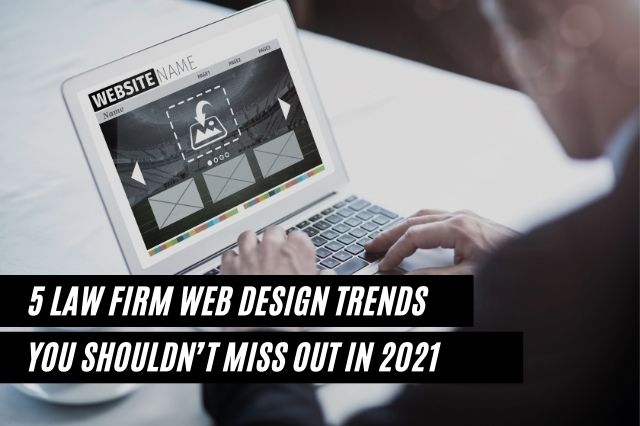 Law Firm Web Design Trends
