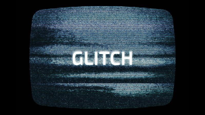 Glitch Text 1