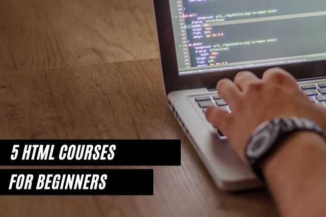 HTML Courses For Beginners