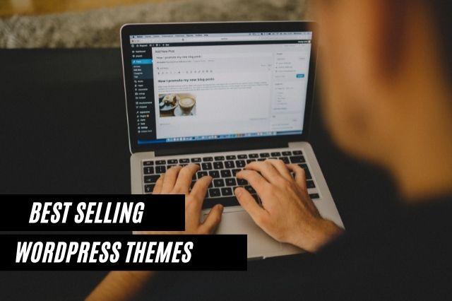 Best Selling WordPress Themes