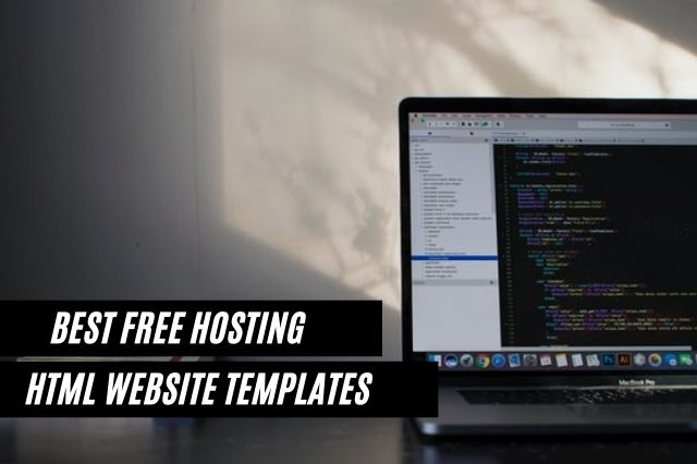 Best Free Hosting HTML Website Templates