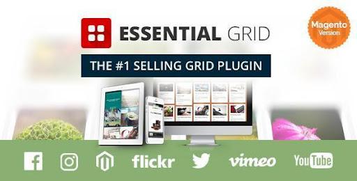 Essential Grid Plugin