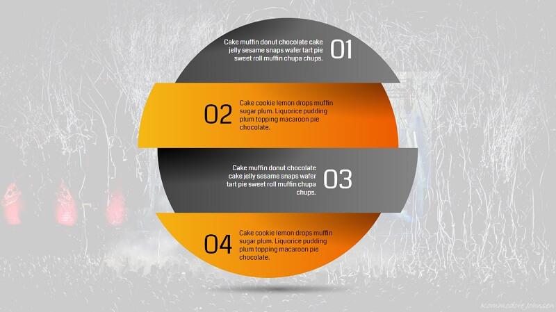 Responsive Infographic 3