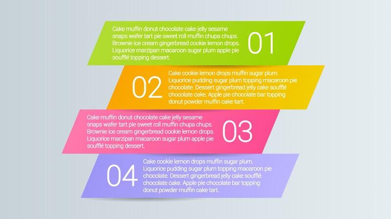Responsive Infographic