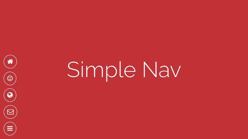 Simple Nav