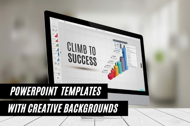 PowerPoint Templates with Creative Backgrounds