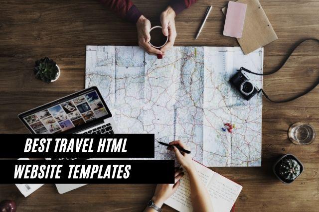 Best Travel HTML Website Templates