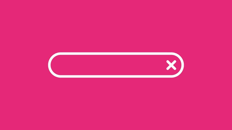 Search Input Animation: CSS Search Boxes
